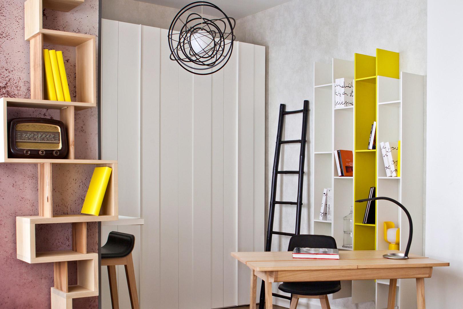 dressing bureau integre meuble avec bureau integre cuisine placard dressing la elegant. Black Bedroom Furniture Sets. Home Design Ideas