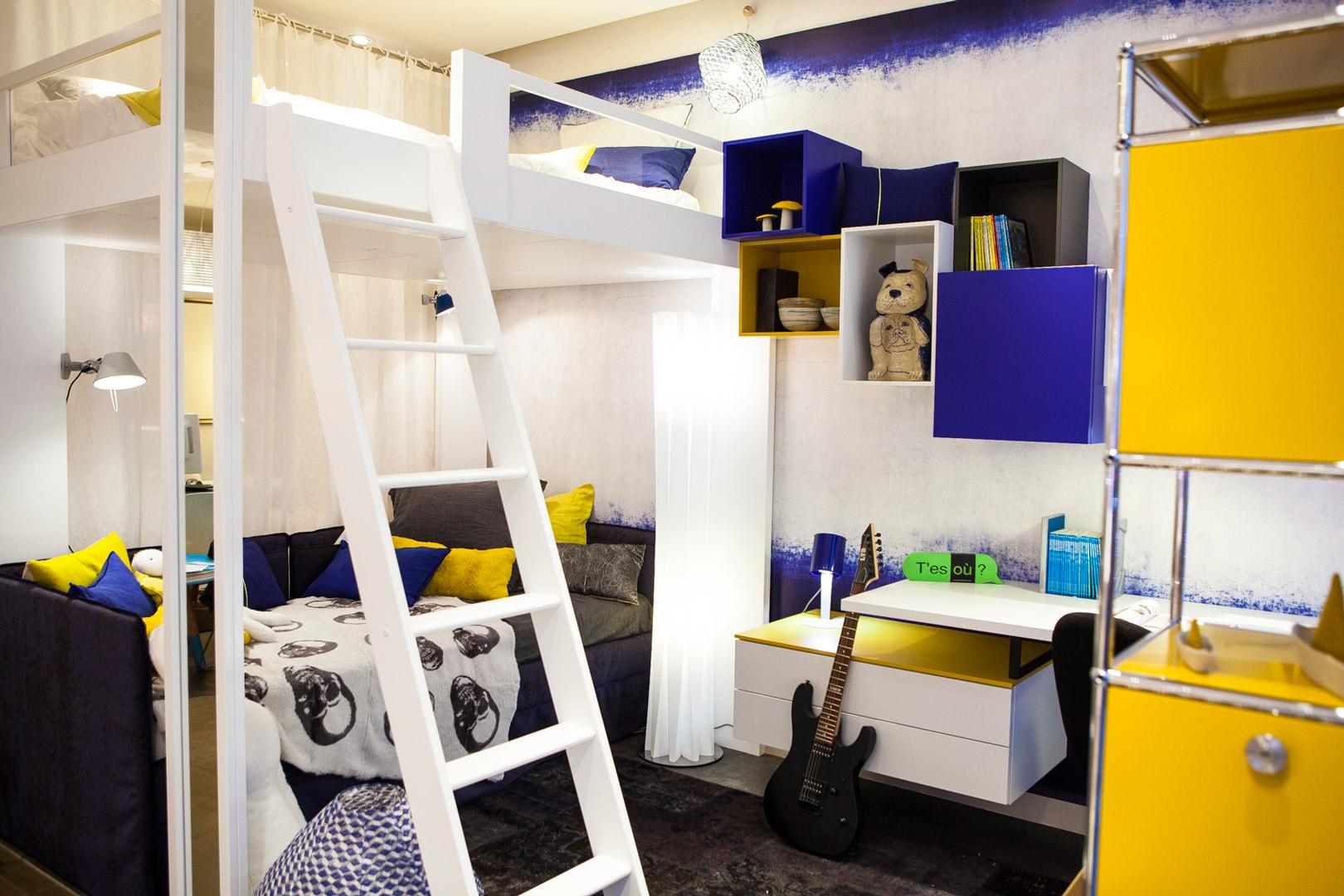 Bureau adolescent maison du monde une maison d été à majorque ad